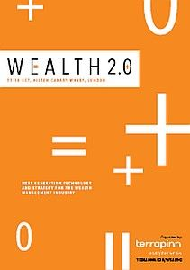 Wealth 2.0 - Next Generation Technology and Strategy for the Wealth Management Industry 29th-30th November