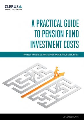 Clerus - A Practical Guide to Pension Fund Investment Costs
