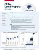 Cornerstone - Global Listed Property Review - Oct 2015