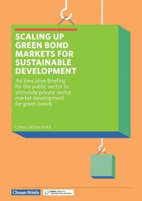 Scaling Green Bond Markets for Sustainable Development