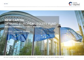 New Capital - Dynamic European Equity Fund update Q3