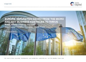 New Capital - Europe: Separating macro from the micro and why business continues to thrive